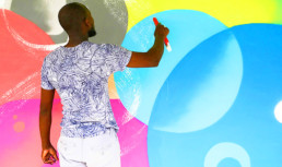 drawing, writing, white, brush, art, street art, graffiti, colors