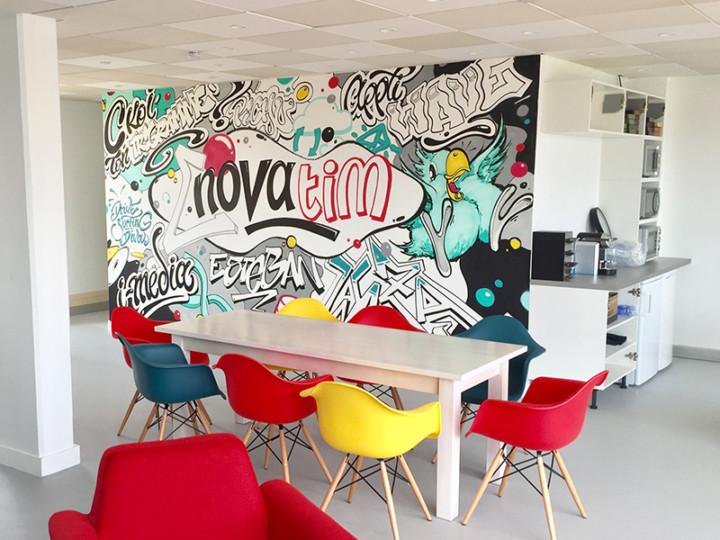 Art, graffiti, kitchen, decoration, Street urban, original, nice