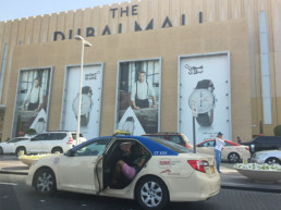 Dubai Mall, graffiti, street art, live