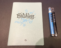 Live personalization, notebook, notebook