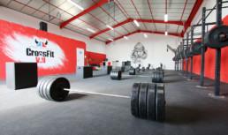 fitness, crossfire, dubai, sport, place, machines,