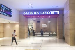 Dubai Mall, Galeries Lafayette