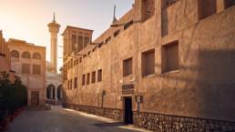 Bastakia, quarter,Bur_Bastakia, Dubai, Culture, Street, identity, history, United Arab Emirates