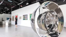 Mattar Ben Lahej, exhibition, gallery, Art, Dubai, District, Culture, United Arab Emirates, Calligraphy