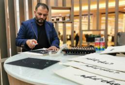 street art, graffiti, artist, calligrapher