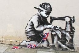 Banksy, Street Art, Graffiti, Art, Street Art, Wall