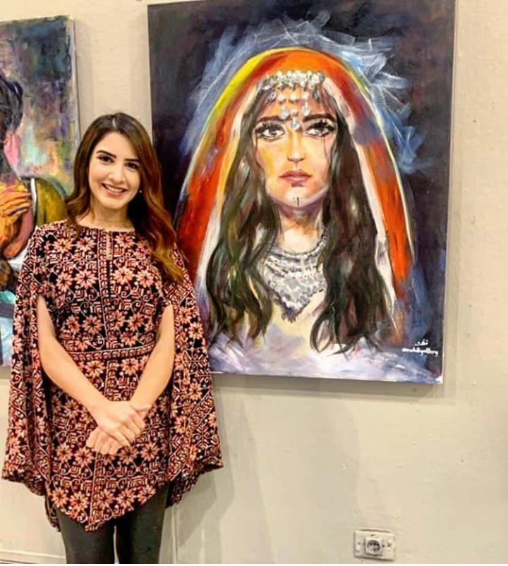 Malak Gallery, Abu Dhabi, Street Art, Arts, talent
