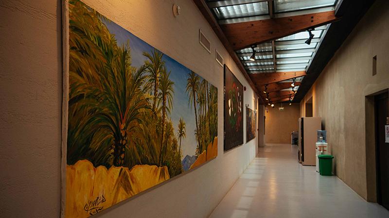 AlQattara Arts, Street Art, exhibition, graffiti, United Arab Emirates