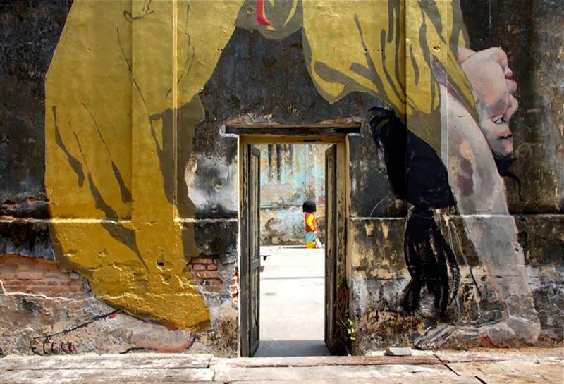 Street Art, Graffiti, design artwork, Street Abu Dhabi, Al Ain