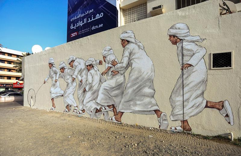 Beautiful, talent, artist, rt UAE, Dubai, Abu Dhabi