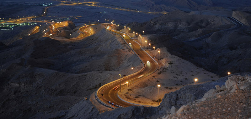 Al Ain, road, UAE, United Arab Emirates, picture, photo